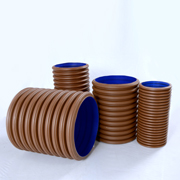 DOUBLE WALL CORRUGATED PIPE (6mtr.) SN4