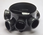 CHAMBER BODY WITH BLANKING PLUG