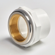 FABT (Brass Thread) -Fittings SCH-80