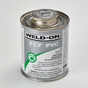IPS Weld-On - Heavy Bodied Adhesive Solution PVC 717