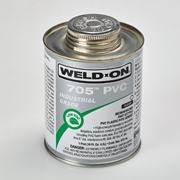 IPS Weld-On PVC - Adhesive Solution PVC 705