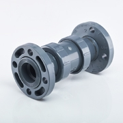 TRUE IND BALL CHECK FLANGED VITON