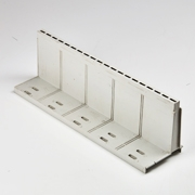 SLOTTED GRID PVC A15