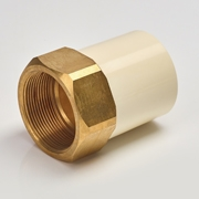 FEMALE ADAPTOR (BRASS THREADS)