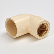 BRASS FPT ELBOW 90°